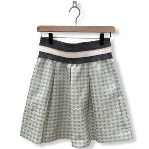 Anthropologie A Line Maeve Circle Skirt Size Small